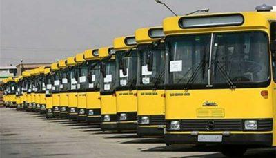 تحویل ۲۰۰ دستگاه مخزن CNG به شرکت واحد اتوبوسرانی