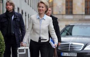 توافق مقامات اروپایی بر سر ریاست کمیسیون و بانک مرکزی اروپا