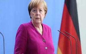 نگرانی صدراعظم آلمان از افزایش تنشها در خلیج فارس