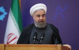 روحانی: تحولات مثبت کلیدش در اختیار واشنگتن است/اگر کسی بخواهد با روحانی عکس بگیرد باید همه تحریم ها را بردارد