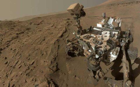 دوربین مریخنورد 2020 ناسا آزمایش شد