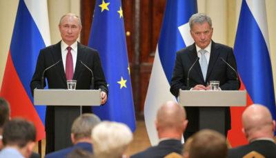 پوتین: نگران استقرار موشک های آمریکا در رومانی و لهستان هستیم
