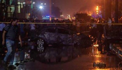 ۱۹ کشته در حادثه رانندگیِ پایتخت مصر