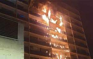 آتشسوزی مرگبار در بیمارستان حومه پاریس