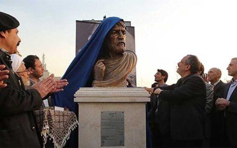 سرقت مجسمه قیصر امینپور؛ مسائل مالی یا ارزشی؟