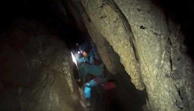 تلاش دهها امدادگر برای نجات غارنوردان محبوس در کوههای لهستان