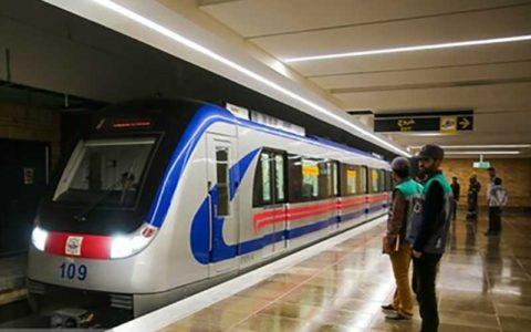 انتقال ناموفق یک کیلوگرم تریاک با مترو