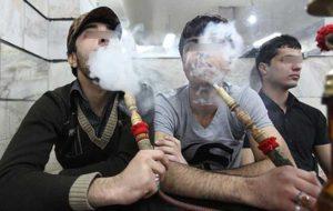 قلیان خطرناک تر از سایر انواع شیوه های مصرف تنباکو است
