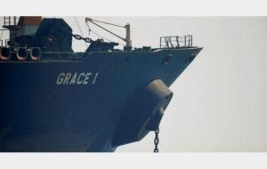 چرا ایران نام نفتکش گریس یک را تغییر داد؟