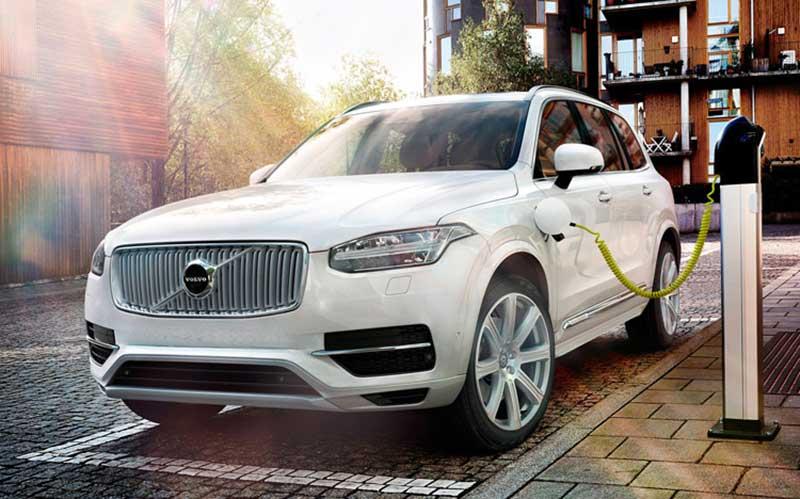 ولوو از فناوری بلاک چین برای تولید خودرو برقی استفاده میکند