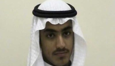 24 55 گروه القاعده, حمزه بن لادن, اسامه بن لادن