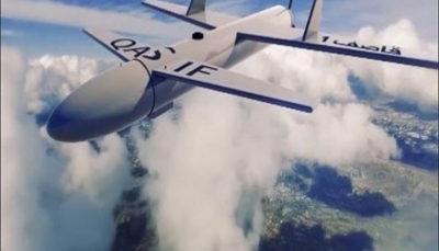 حمله پهپادی ارتش یمن به فرودگاه ابها در عربستان