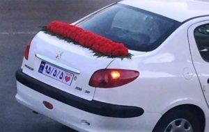 برخورد پلیس با رانندگان پرخطر کاروانهای عروسی