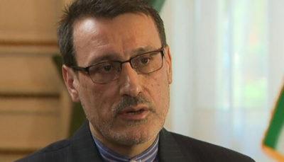 بعیدینژاد: نفتکش حامل نفت ایران تحریم نیست