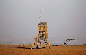 سامانه ضد موشکی «گنبد آهنین» سرطانزا است