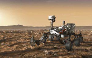 """انجام ماموریت """"مریخ 2020"""" با کمک باتری هستهای"""
