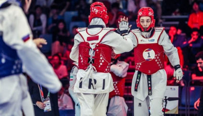 تیم ملی تکواندو در مسابقات هنرهای رزمی ۲۰۱۹ حضور پیدا میکند