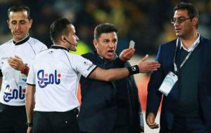 شکایت فدراسیون فوتبال علیه امیر قلعهنویی!