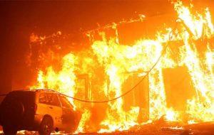 آتشسوزیِ مرگبار در رستورانی در مکزیک