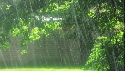 بارندگی در شمال/ هوا از فردا خنک میشود