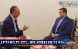 ترامپ گفته صادرات نفت ایران از آن چه که فکر میکردم پایین تر آمده؛ پس به استناد گفته های قبلی وی الان باید صادرات نفت ایران زیر صفر و منفی شده باشد!