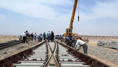 55 هزار نفر درگیر خط راهآهن تهران ـ اهواز در پایتخت