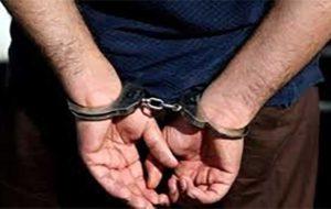 زوج مسافرنمای زورگیر دستگیر شدند