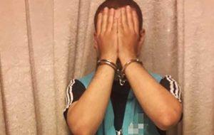 دستگیری پیک موتوری آنلاین به اتهام حمل هروئین