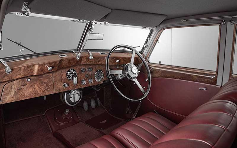 بنتلی کورنیش کلاسیک مدل ۱۹۳۹ بازتولید شد