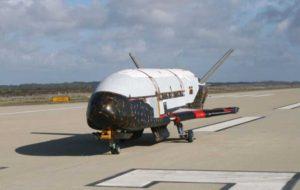 هواپیمای مرموز فضایی رکورد پرواز جدیدی را ثبت کرد