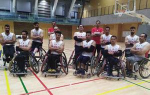 شکست کره جنوبی مقابل تیم ملی بسکتبال با ویلچر ایران
