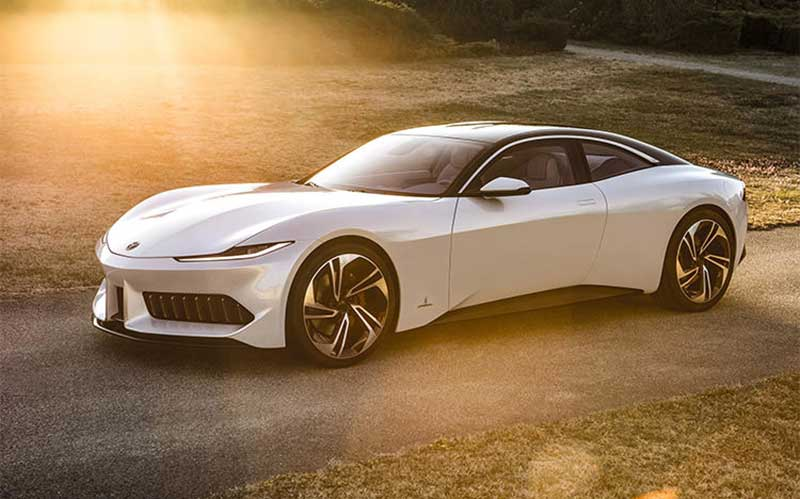 کارما GT با طراحی پینین فارینا معرفی شد