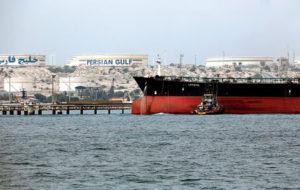 صادرات نفت ایران ادامه دارد