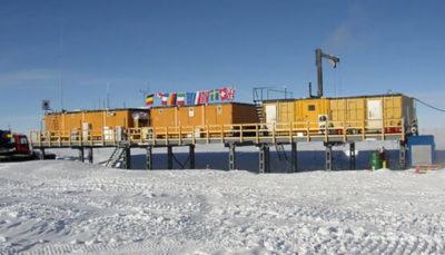 ابرنواخترها در قطب جنوب گرد و خاک به پا کردند!