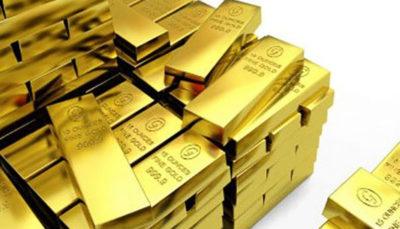 کاهش اندک قیمت طلای جهانی