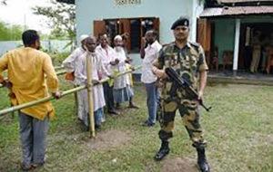 هند 2 میلیون نفر را از لیست شهروندانش خارج کرد