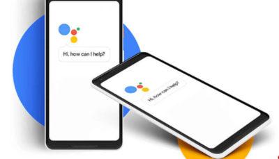 «گوگل اسیستنت» به روزرسانی شد