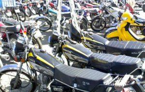 آغاز طرح ساماندهی موتورسیکلتها در خیابان جمهوری تهران