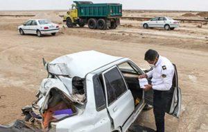 شهریور؛ پرتلفاتترین ماه تصادفات در سال