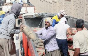 هجوم کارگران ایرانی به شهرهای مختلف عراق