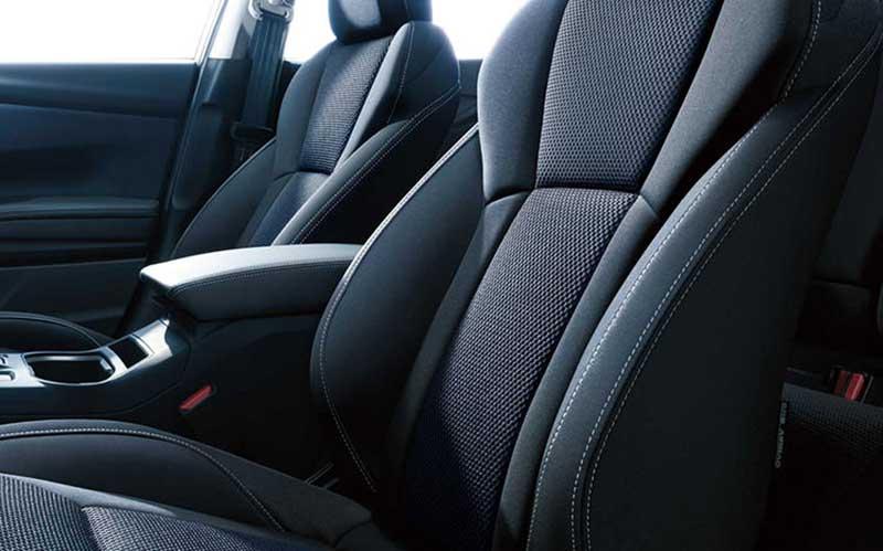 سوبارو ایمپرزا مدل ۲۰۲۰ رونمایی شد