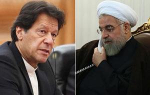 روحانی به عمران خان: هند و پاکستان با خویشتنداری، از کشته شدن مردم بیگناه در کشمیر جلوگیری کنند