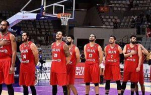 علت عدم موفقیت تیم ملی بسکتبال ایران در جام جهانی
