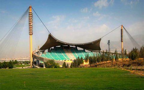 ورزشگاه تختی همچنان منتظر تخصیص بودجه برای بازسازی!