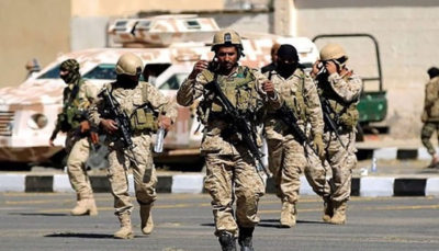 انهدام ۲ خودروی رزهی مزدوران سعودی در «نجران»