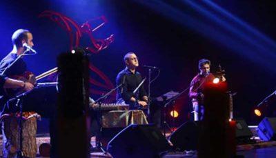 دو هزار نفر در ترکیه به کنسرت علیرضا قربانی رفتند