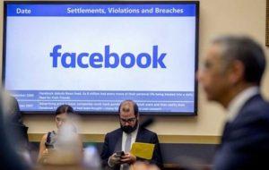 فیس بوک حساب های جعلی افسران آمریکایی را حذف می کند