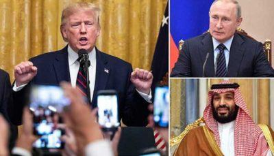 25 71 سی ان ان, محمد بن سلمان, دیکتاتور, دونالد ترامپ