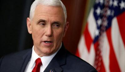 پنس: آمریکا باید در موضوع دخالت مسکو در انتخابات آتی هوشیار بماند