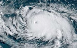 27 35 بلایای طبیعی, توفان دوریان, گرمایش زمین, توفان